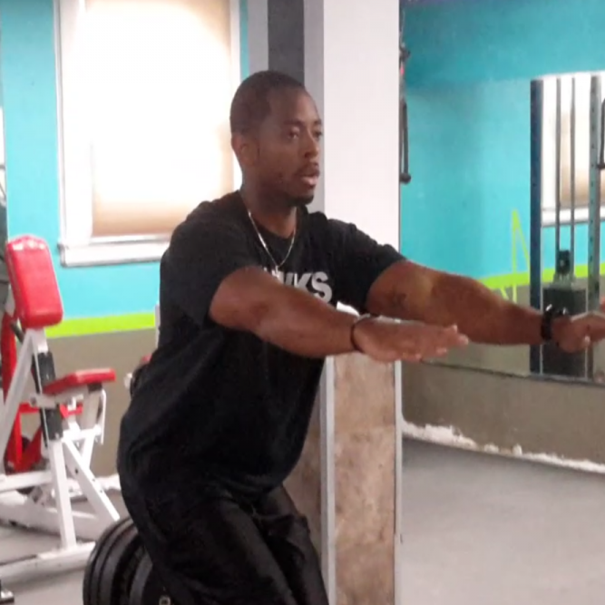 Personal Trainer Bounce Back Fitness