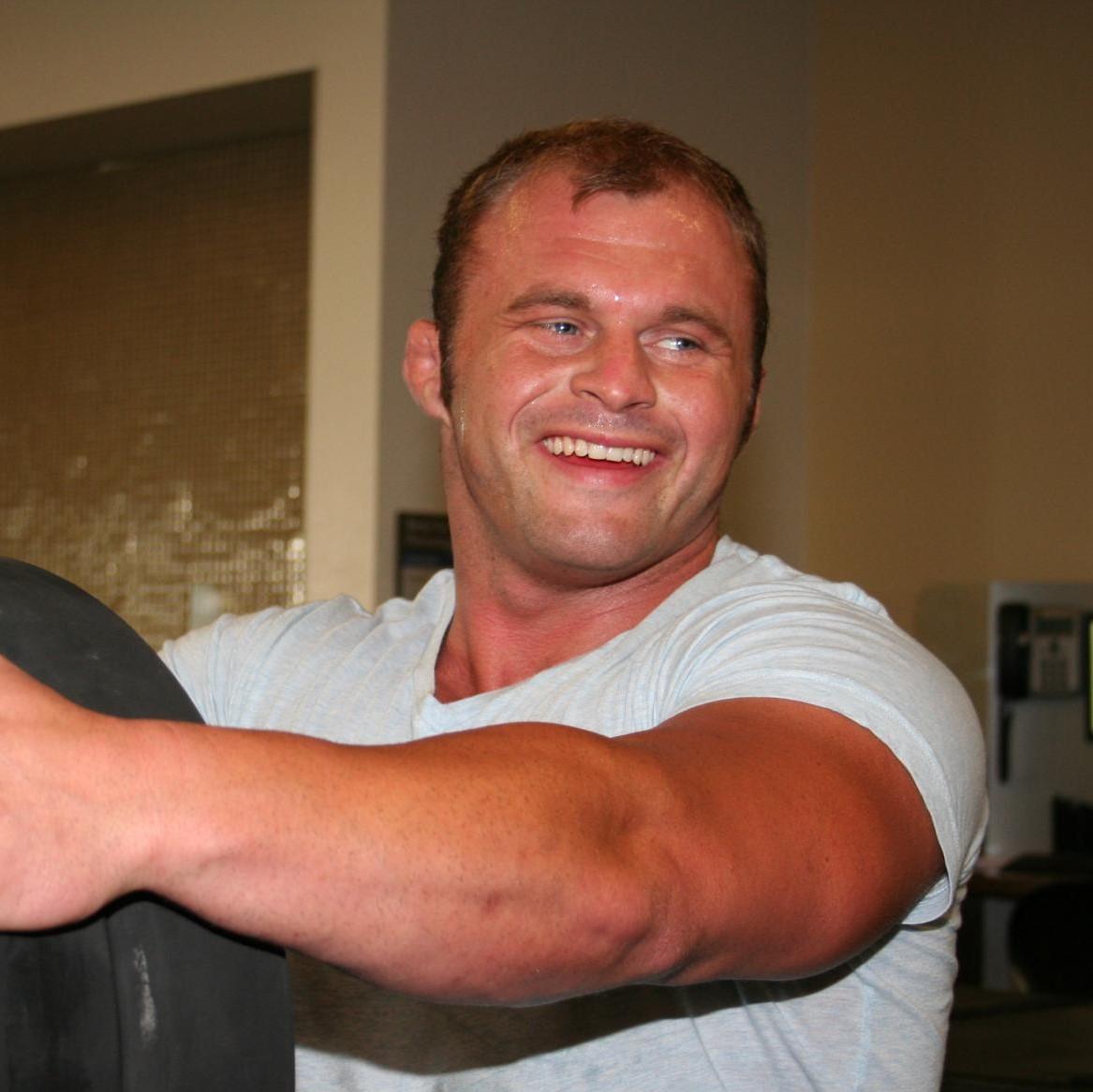Shane Mervau - Philadelphia Personal Training