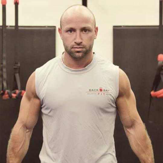 Personal Trainer Josh Morin 2