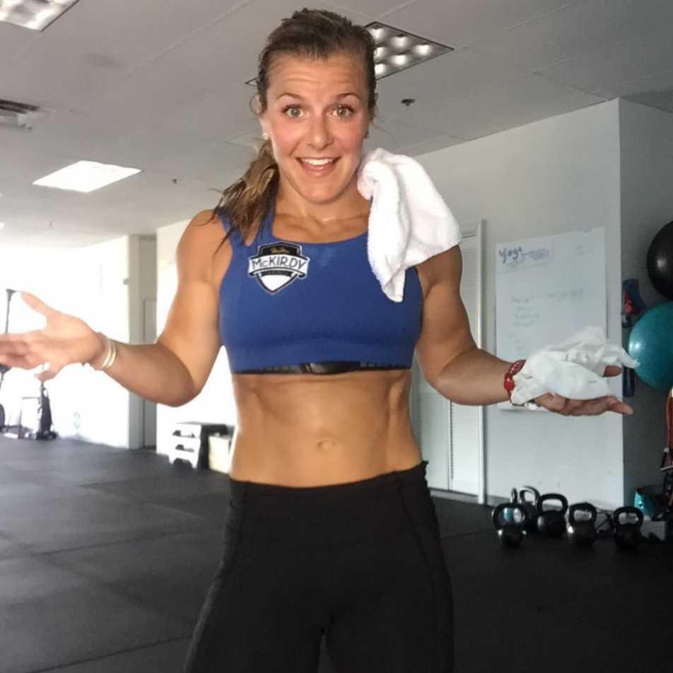 Personal Trainer Meghan McClorey 1