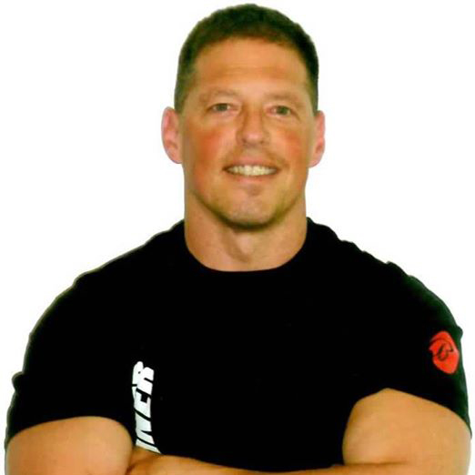 Personal Trainer Carl Hodges 1
