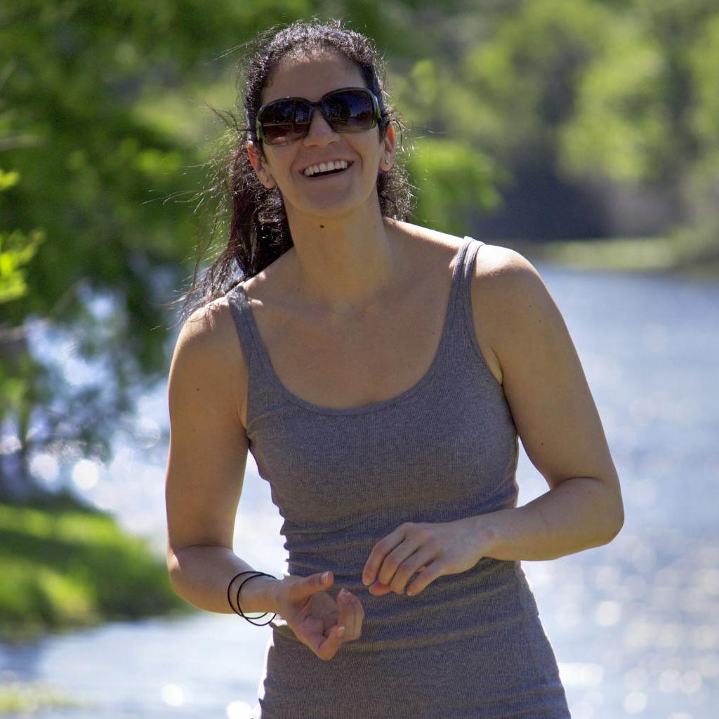 Jasmin Bedria - Philadelphia Personal Training