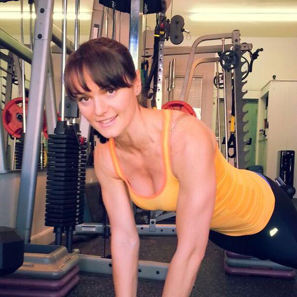 Personal Trainer Corina Calin 1