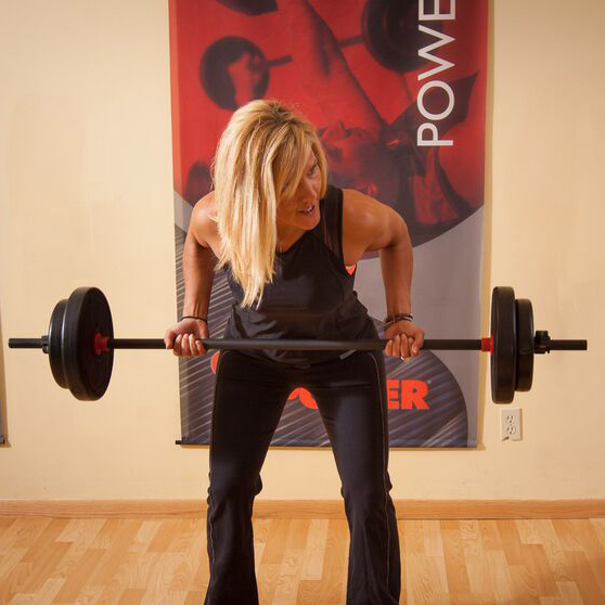 Personal Trainer Shelly Johnson 1