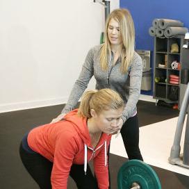 Personal Trainer Laura Alvarado 1