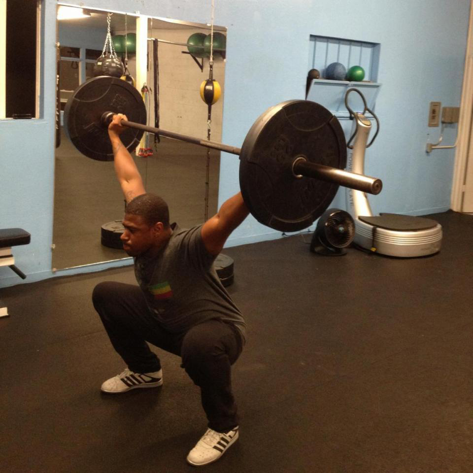 Eddie Sumpter - Philadelphia Personal Training