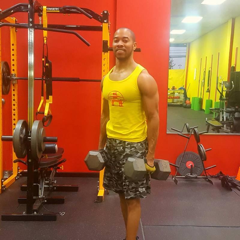 Brandon Thomas - Philadelphia Personal Training