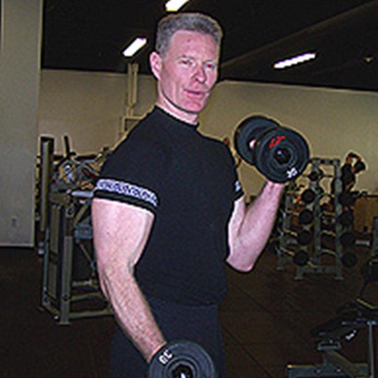 Personal Trainer Brian Danley 1