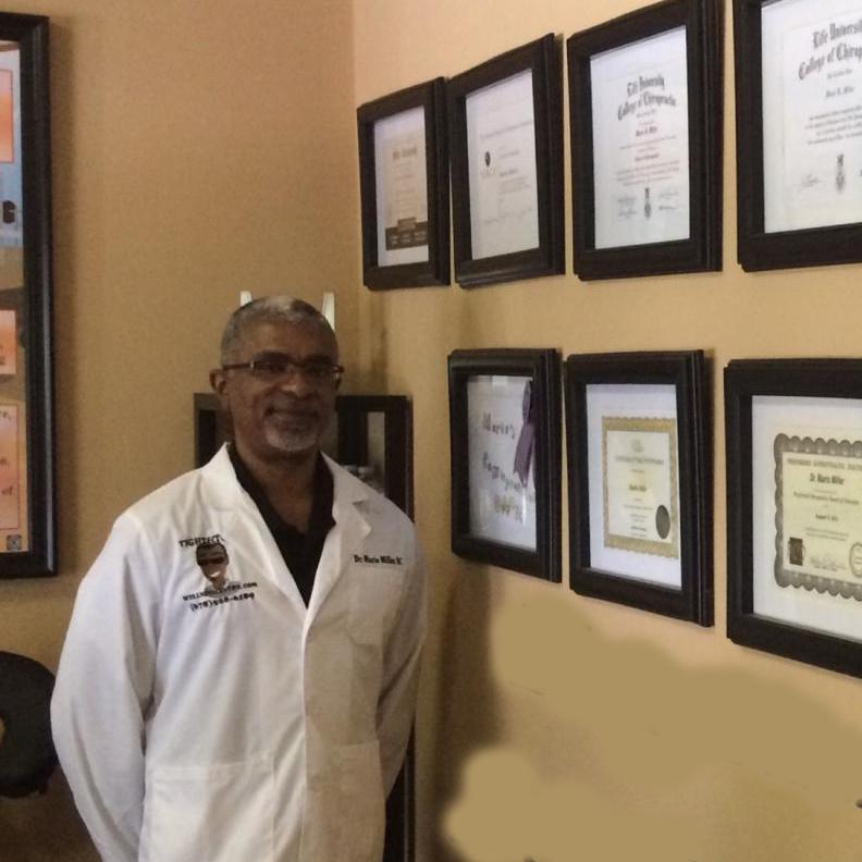 Dr. Mario Miller