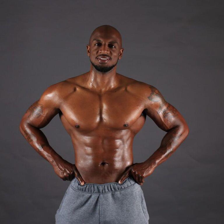 Personal Trainer Jadrian Deleneye 1