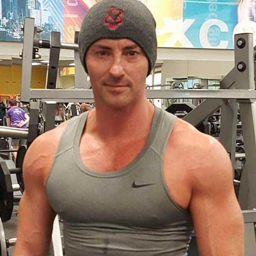 Personal Trainer Tim Forte 2