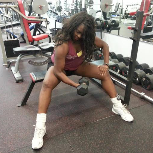 Personal Trainer Lisa Taylor 1