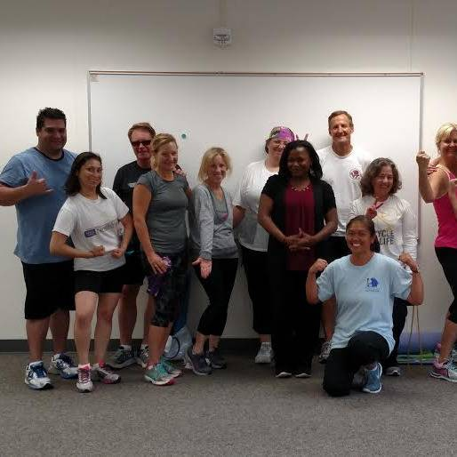 Personal Trainer Lisa Taylor 5