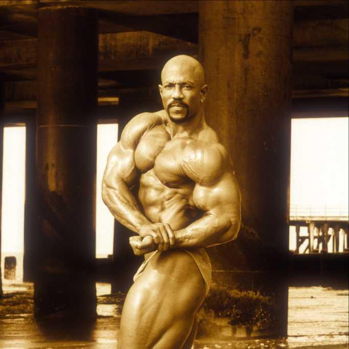 Personal Trainer Todd Elliott 1