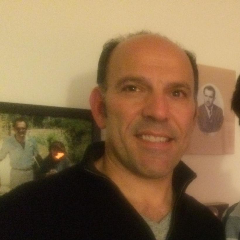 Pete Bergados