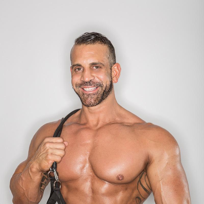 Personal Trainer Aaron Guy 1