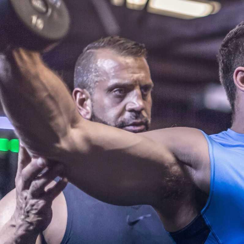 Personal Trainer Aaron Guy 2