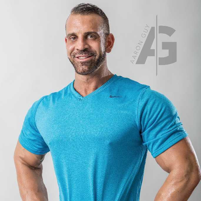 Personal Trainer Aaron Guy 3