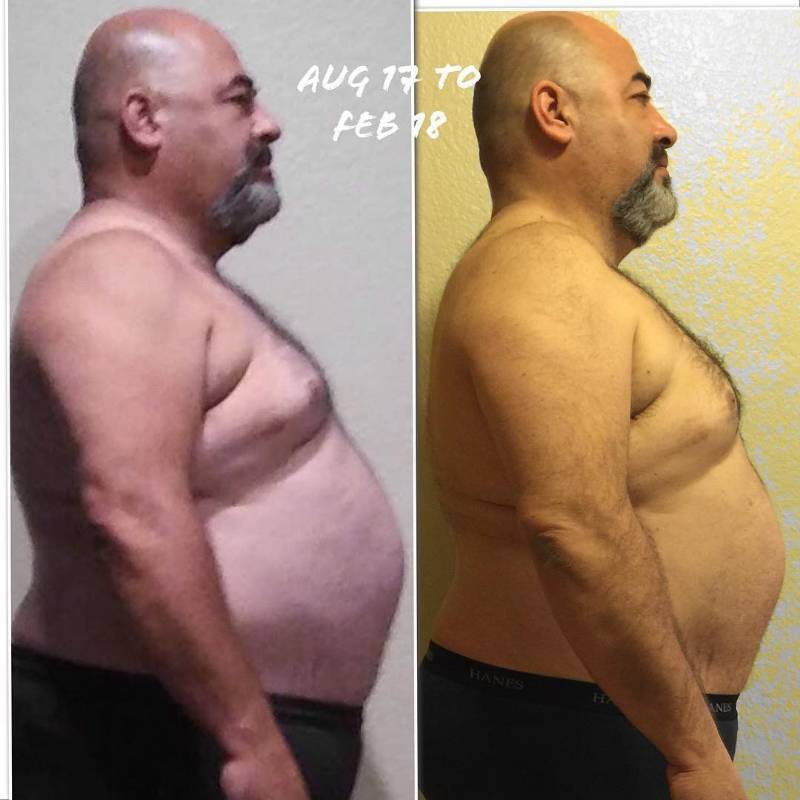 Personal Trainer John Ezra Dew 4