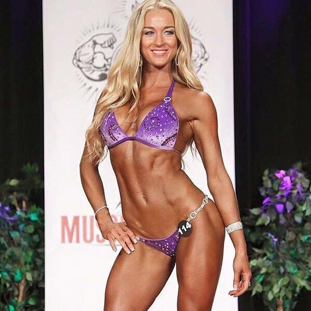 Personal Trainer Michelle Van Rooyen 3
