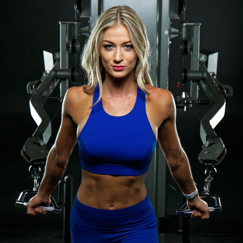 Personal Trainer Michelle Van Rooyen 4