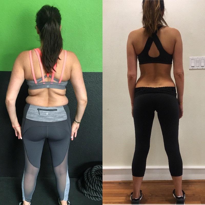 Personal Trainer Michelle Van Rooyen 5