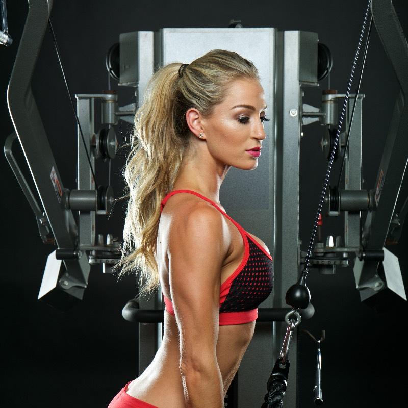 Personal Trainer Michelle Van Rooyen 8