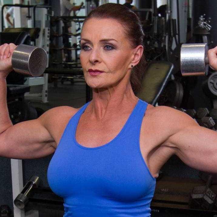 Personal Trainer Sandra Blackie 1