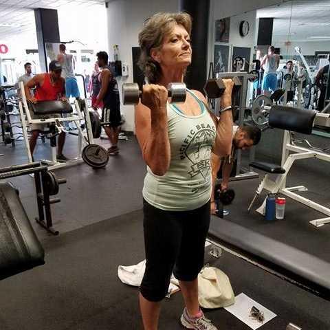 Personal Trainer Sandra Blackie 3