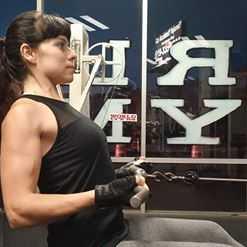 Personal Trainer Sandra Blackie 5