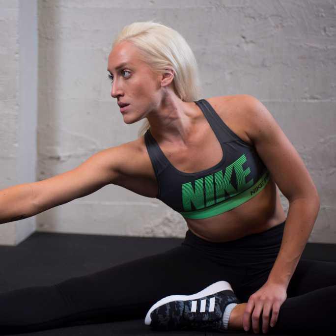 Personal Trainer Hannah Johnson 13