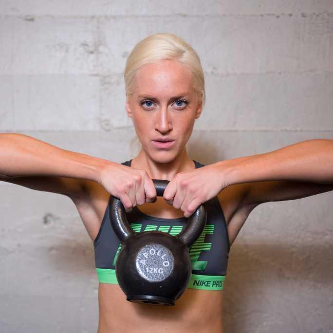 Personal Trainer Hannah Johnson 12