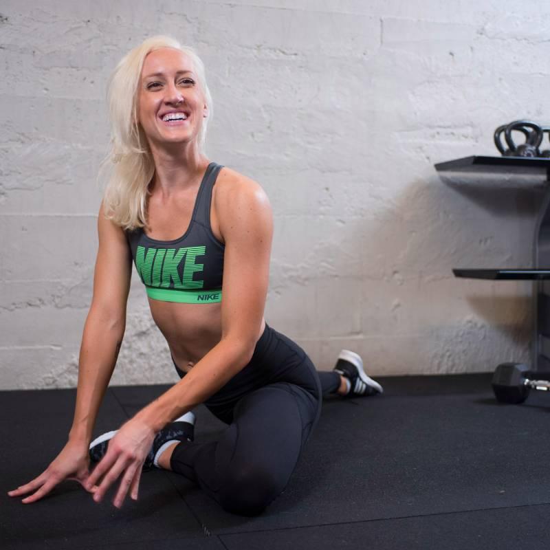 Personal Trainer Hannah Johnson 17