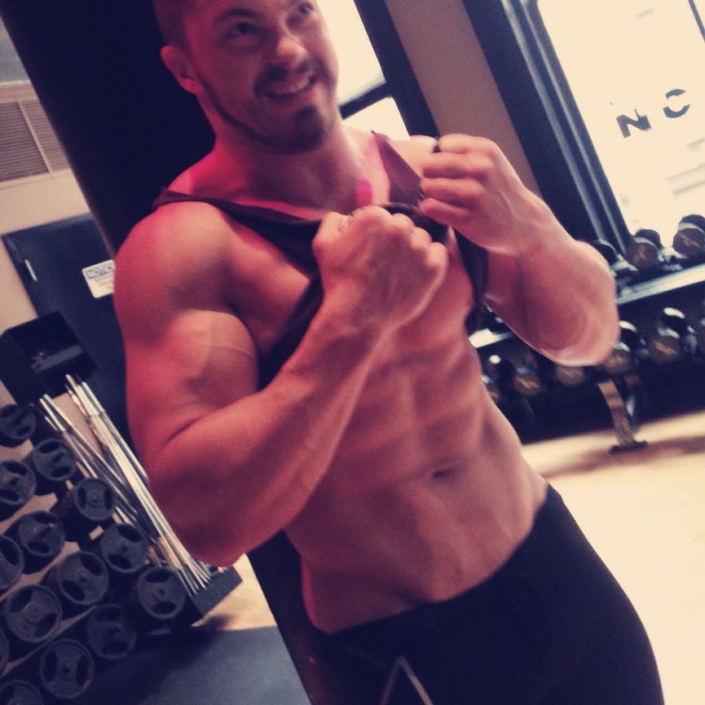 Personal Trainer Dmytro  Ustinov 2