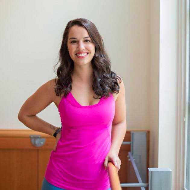 Kelsey Strickland - Philadelphia Personal Training