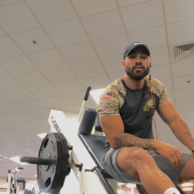 Personal Trainer John Durnell 5