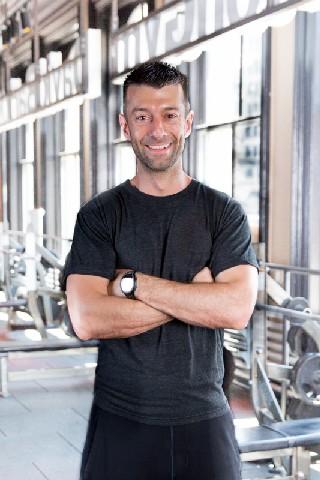 Personal Trainer Joe Gaspard 2