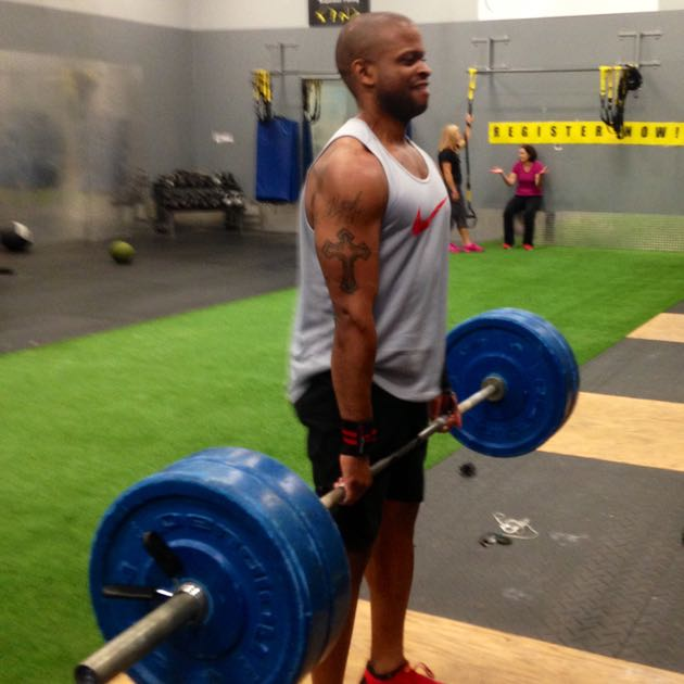 Personal Trainer Jeff  Moody II 3