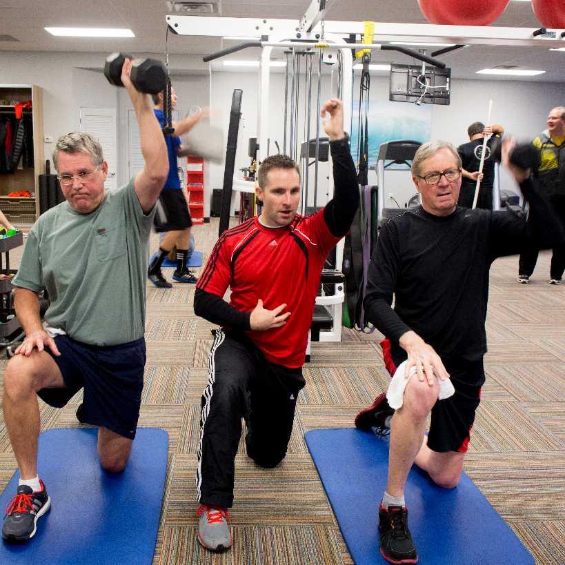 Ryan Carver - Philadelphia Personal Training