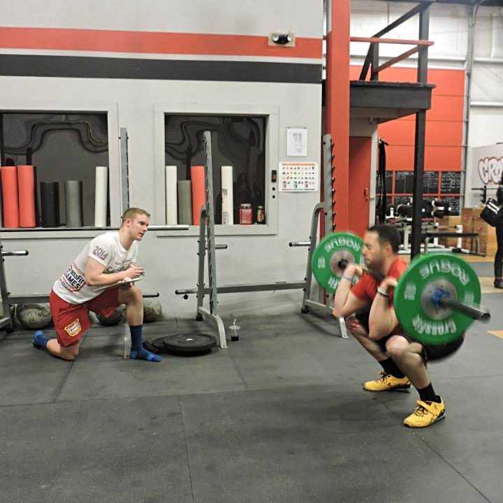 Personal Trainer Jonathan Christoff 2