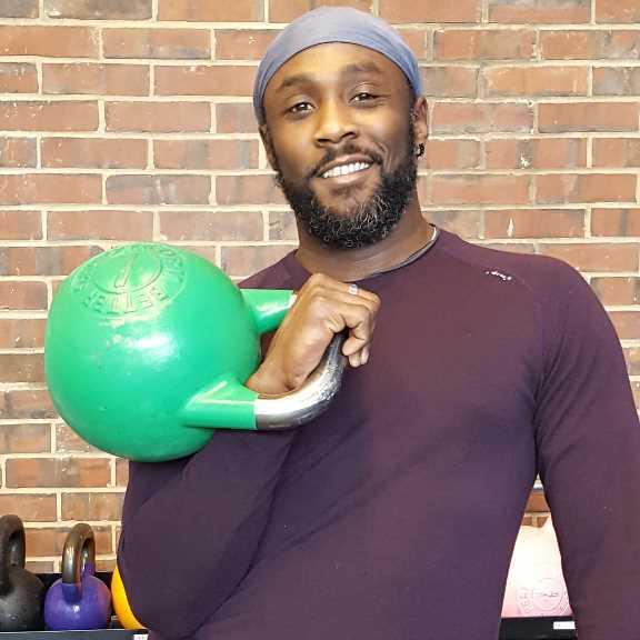 Personal Trainer Irvin Charleston 1