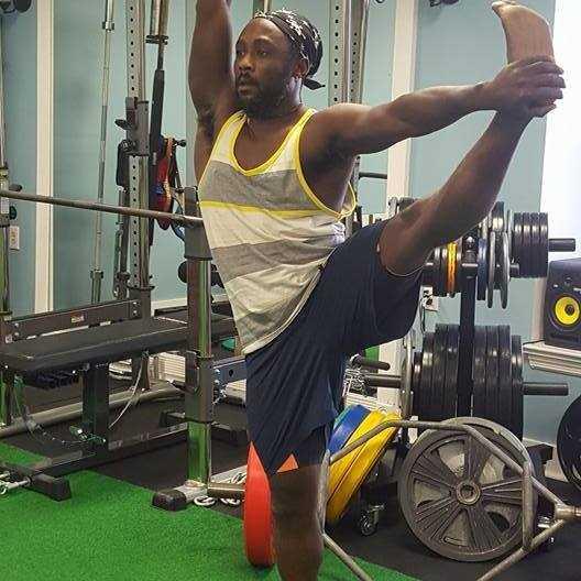 Personal Trainer Irvin Charleston 2