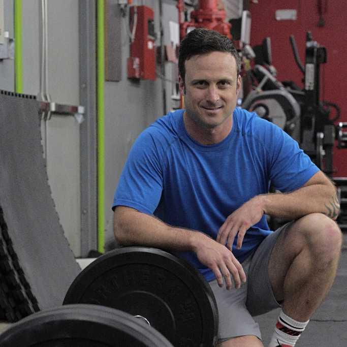 Personal Trainer Kris Fassa 1