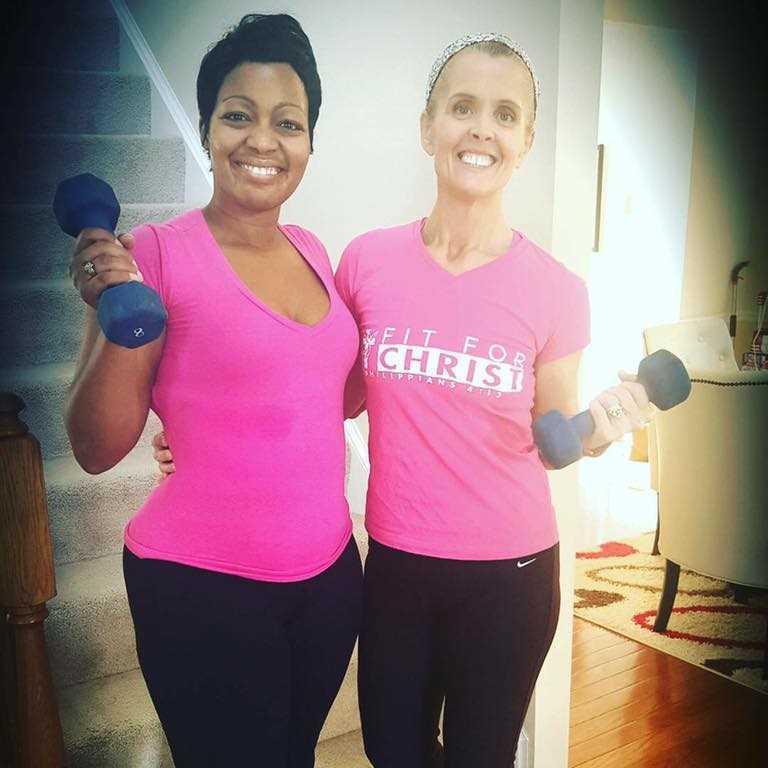 Personal Trainer Liz  Faison 2