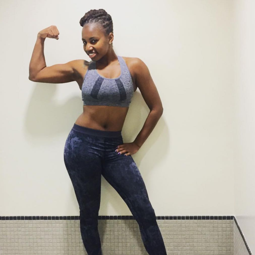 Ebony Norris - Philadelphia Personal Training