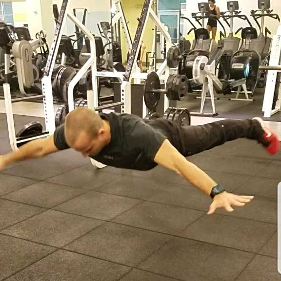 Personal Trainer Josiah Garrison 1