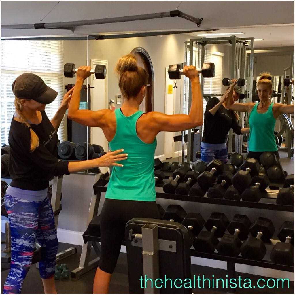 Marzia prince personal trainer in frisco texas personal trainer marzia prince 4 xflitez Gallery