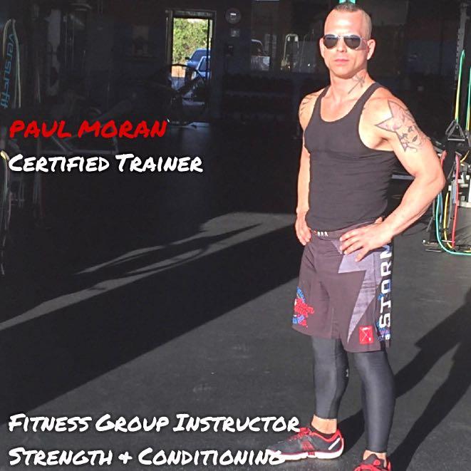 Paul Moran - Philadelphia Personal Training