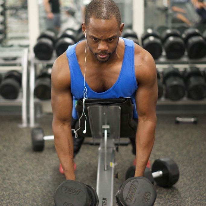 Dwayne Palmer - Philadelphia Personal Training
