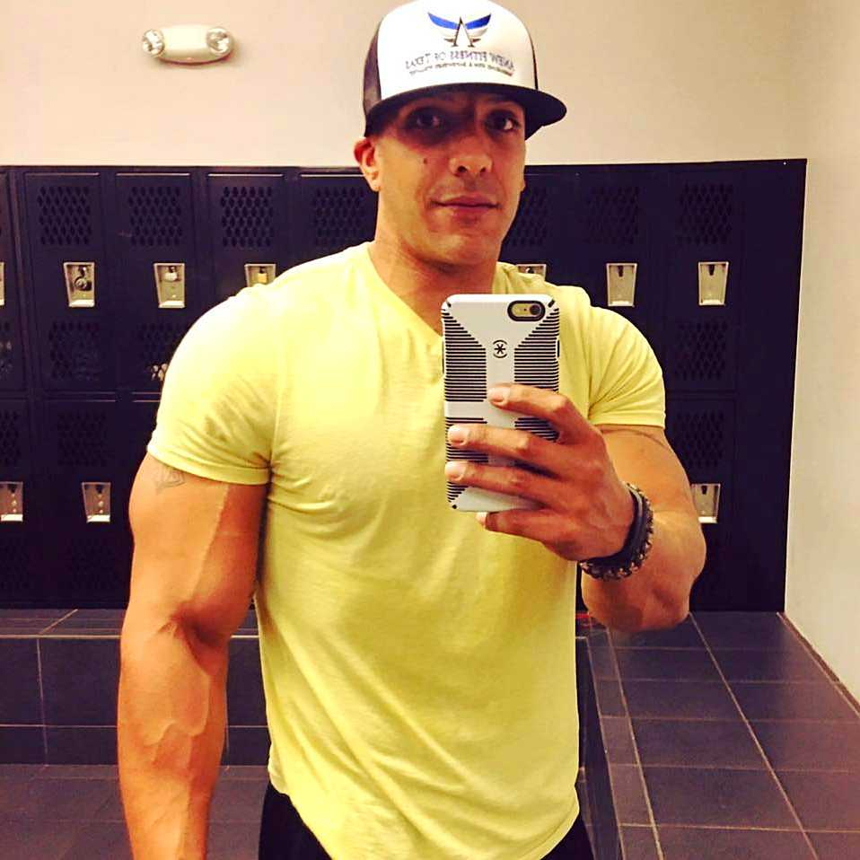 Personal Trainer Eric Rivera 2